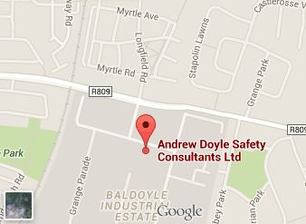 Andrew Doyle Safety Consultants Ltd | Location